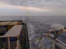 nordsjön på väg till england